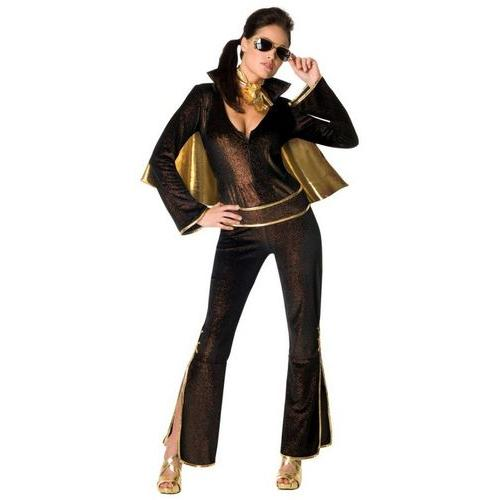 ELVIS FEMALE COSTUME SM