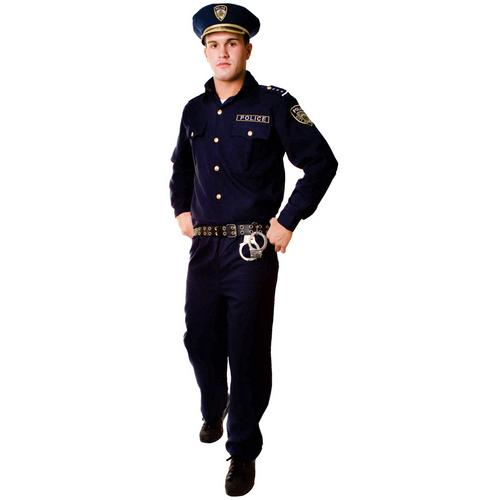 ADULT POLICE LARGE