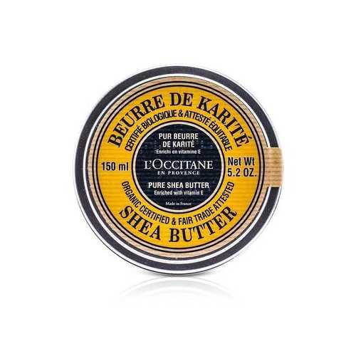 Organic Pure Shea Butter  150ml/5.2oz