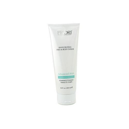 Advanced AHA Invigorating Face & Body Scrub 200ml/6.8oz