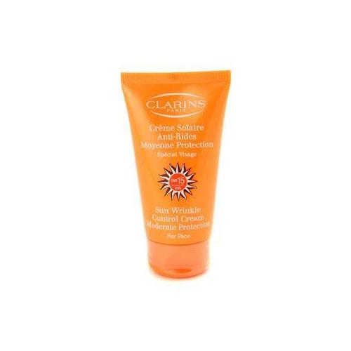 Sun Wrinkle Control Cream Moderate Protection For Face SPF 15 75ml/2.7oz