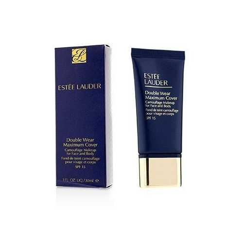 Double Wear Maximum Cover Camouflage Make Up (Face & Body) SPF15 - #05 Creamy Tan  30ml/1oz