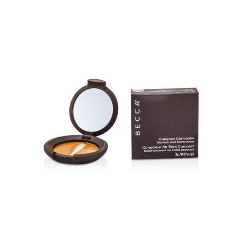 Compact Concealer Medium & Extra Cover - # Fudge 3g/0.07oz