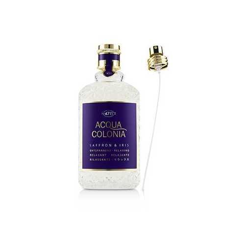 Acqua Colonia Saffron & Iris Eau De Cologne Spray (Unboxed)  170ml/5.7oz