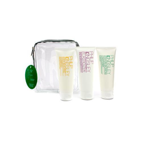 Body & Shine Jet Set: Shampoo 75ml + Conditioner 75ml + Elasticizer 75ml 3pcs