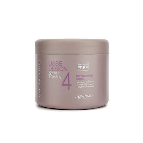 Lisse Design Keratin Therapy Rehydrating Mask (Salon Size) 500ml/17.63oz