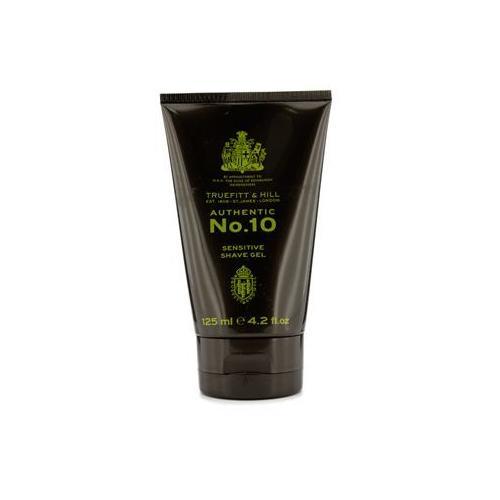 Authentic No.10 Sensitive Shave Gel 125ml/4.2oz