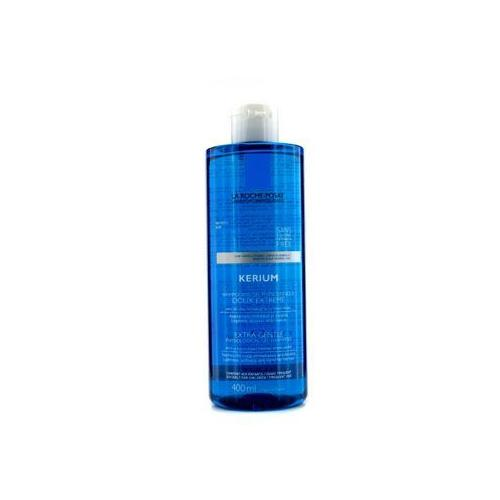 Kerium Extra Gentle Physiological Shampoo with La Roche-Posay Thermal Spring Water (For Sensitive Scalp)  400ml/13.5oz
