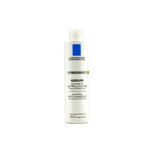 Kerium Anti-Dandruff Micro-Exfoliating LHA Gel Shampoo (For Oily Scalp)  200ml/6.7oz