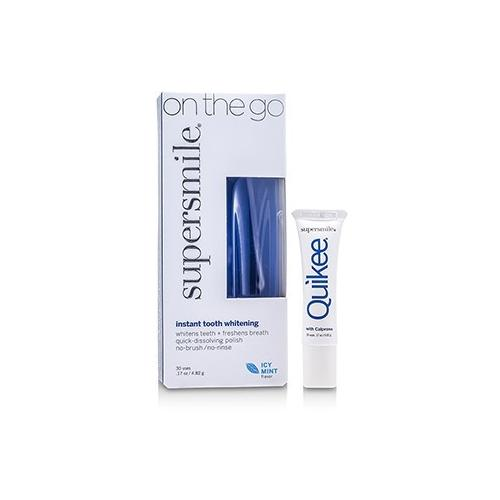 Quikee Instant Whitening Polish (Icy Mint) 4.82g/0.17oz