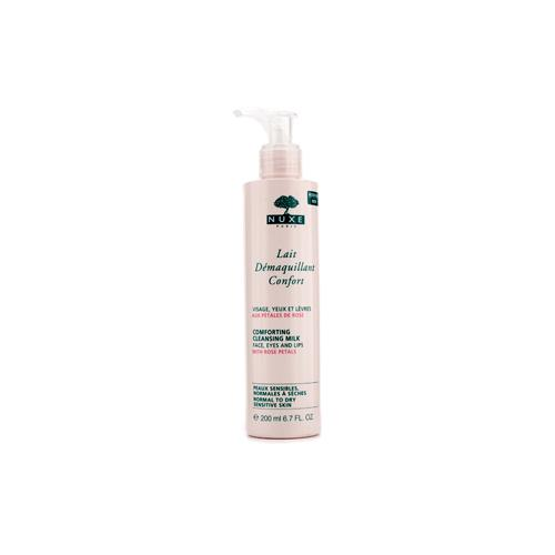 Comforting Cleansing Milk With Rose Petals (Normal To Dry, Sensitive Skin) 200ml/6.7oz