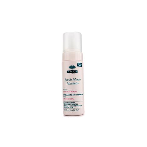Micellar Foam Cleanser With Rose Petals (Normal to Combination, Sensitive Skin)  150ml/5oz
