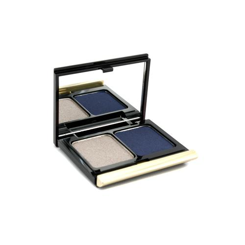 The Eye Shadow Duo - # 206 Taupe Shimmer/ Blackened Blue Shimmer 4.8g/0.16oz
