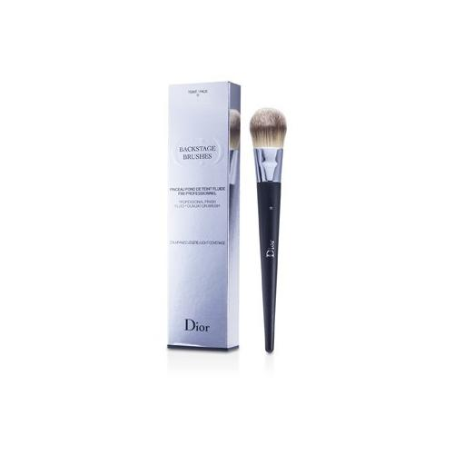 Backstage Brushes Professional Finish Fluid Foundation Brush -