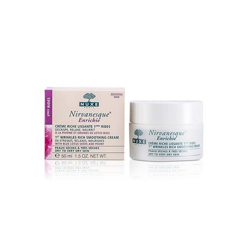 Nirvanesque 1st Wrinkles Rich Smoothing Cream (For Dry to Very Dry Skin)  50ml/1.5oz