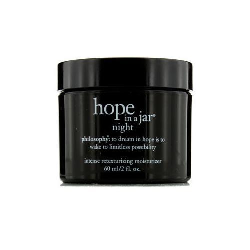 Hope In a Jar Night Intense Retexturizing Moisturizer  60ml/2oz