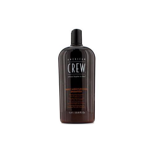 Men Daily Moisturizing Shampoo (For All Types of Hair) 1000ml/33.8oz