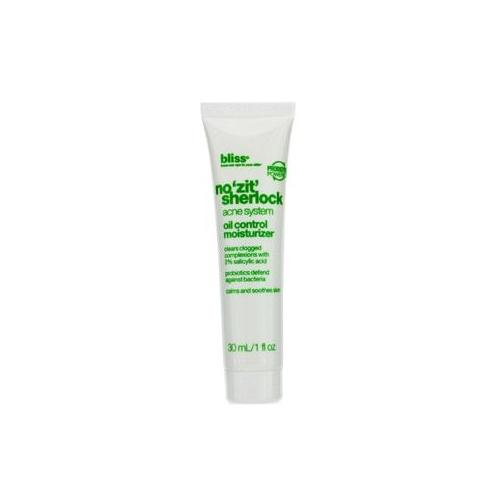 No 'Zit' Sherlock Oil Control Moisturizer 30ml/1oz