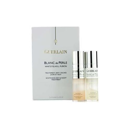 Blanc De Perle White P.E.A.R.L. Fusion Whitening Day & Night Treatment 2x15ml/0.5oz