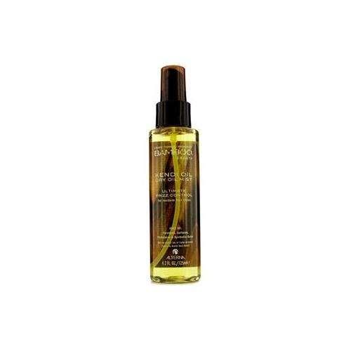 Bamboo Smooth Kendi Oil Dry Oil Mist (For Medium Hair Types) 125ml/4.2oz