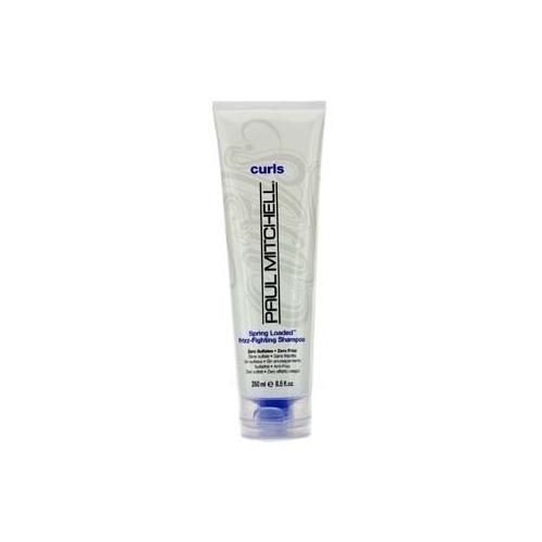 Curls Spring Loaded Frizz-Fighting Shampoo 250ml/8.5oz