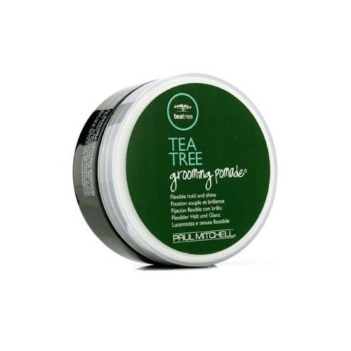 Tea Tree Grooming Pomade (Flexible Hold and Shine)  85g/3oz