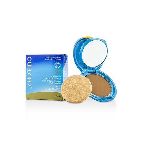 UV Protective Compact Foundation SPF 30 (Case+Refill) - # Dark Beige  12g/0.42oz