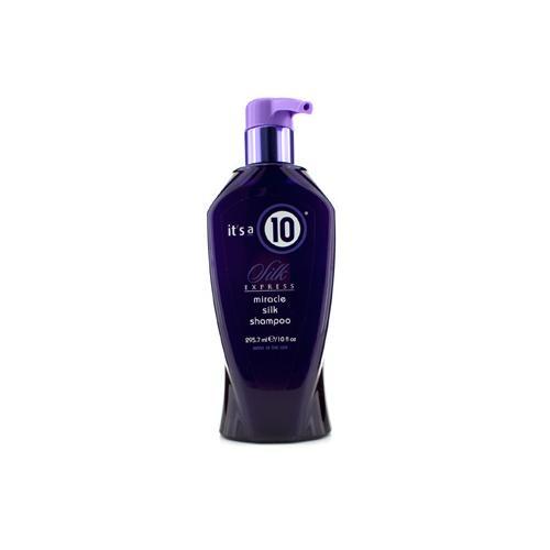 Silk Express Miracle Silk Shampoo  295.7ml/10oz