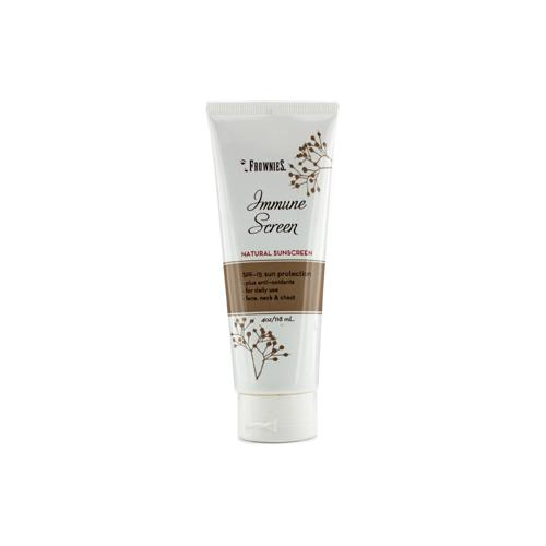 Immune Screen Natural Sunscreen SPF 15 118ml/4oz