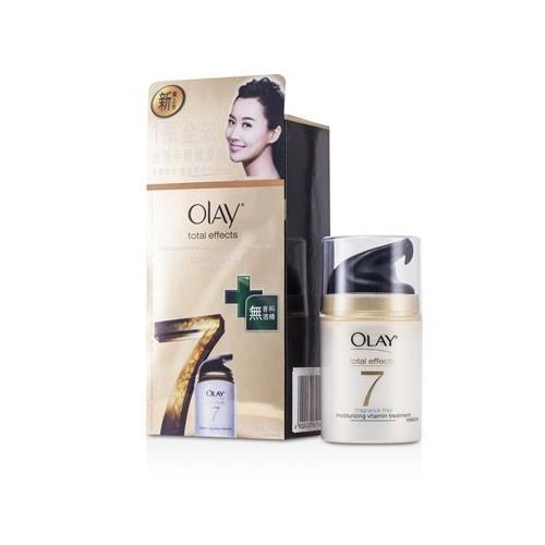 Total Effects Fragrance-Free Moisturizing Vitamin Treatment 50g/1.7oz