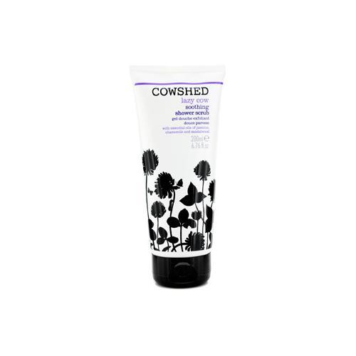 Lazy Cow Soothing Shower Scrub 200ml/6.76oz