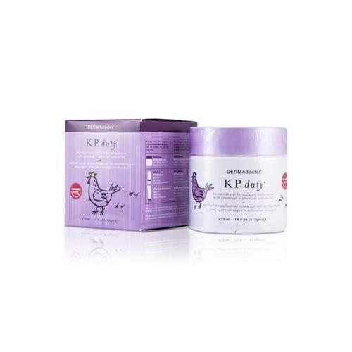 KP Duty Dermatologist Formulated Body Scrub 473ml/16oz