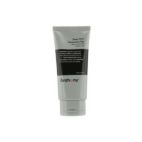 Logistics For Men Deep Pore Cleansing Clay (Normal To Oily Skin)  90g/3oz
