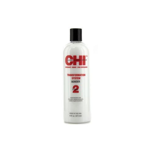Transformation System Phase 2 - Bonder Formula A (For Resistant/Virgin Hair)  473ml/16oz