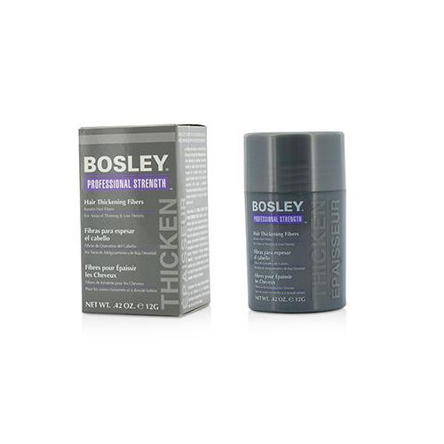 Professional Strength Hair Thickening Fibers - # Gray 12g/0.42oz