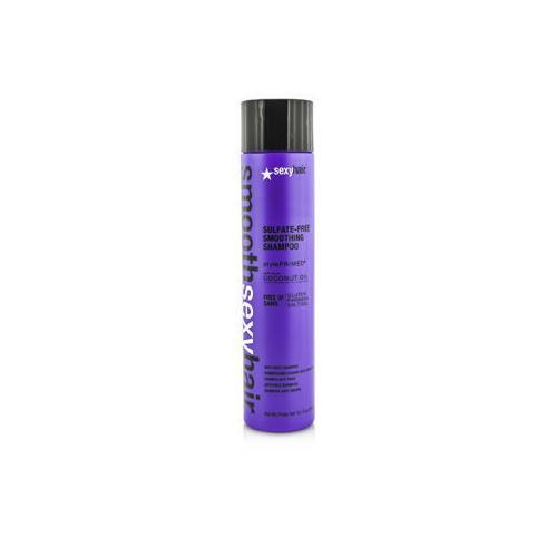 Smooth Sexy Hair Sulfate-Free Smoothing Shampoo (Anti-Frizz)  300ml/10.1oz