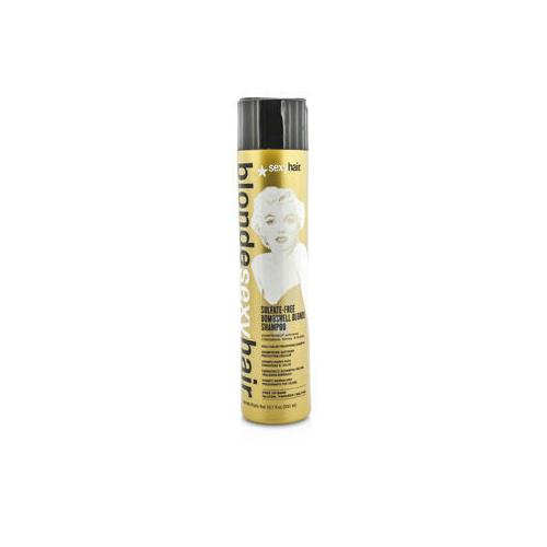 Blonde Sexy Hair Sulfate-Free Bombshell Blonde Shampoo (Daily Color Preserving)  300ml/10.1oz