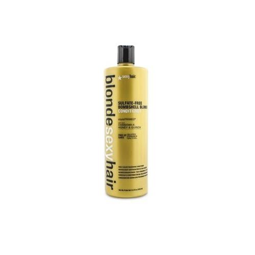 Blonde Sexy Hair Sulfate-Free Bombshell Blonde Conditioner (Daily Color Preserving)  1000ml/33.8oz