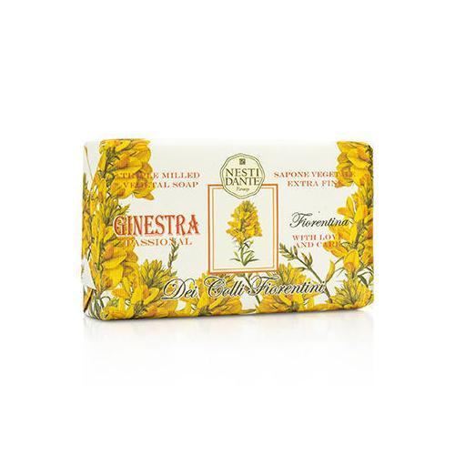 Dei Colli Fiorentini Triple Milled Vegetal Soap - Broom 250g/8.8oz