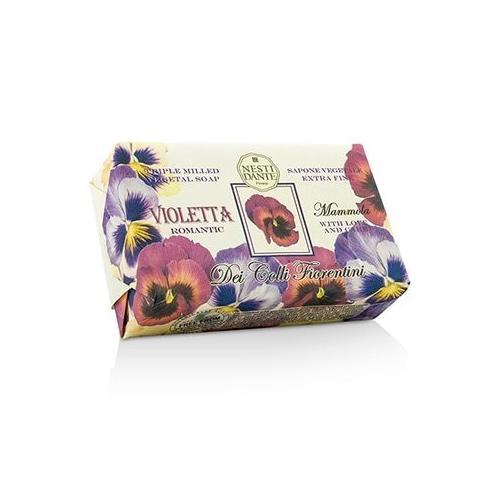Dei Colli Fiorentini Triple Milled Vegetal Soap - Sweet Violet 250g/8.8oz