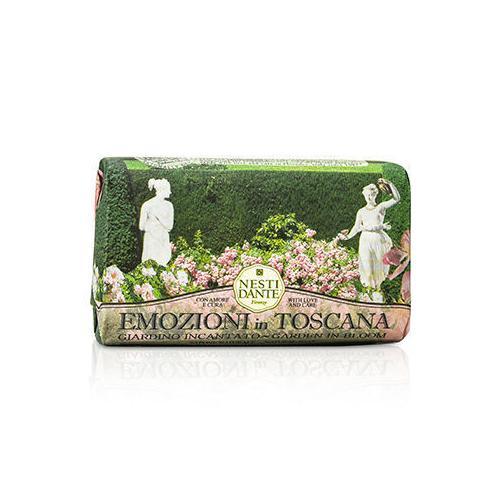 Emozioni In Toscana Natural Soap - Garden In Bloom 250g/8.8oz