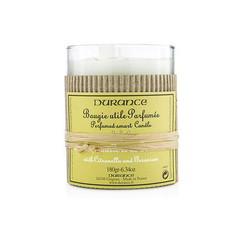 Perfumed Smart Candle - Citronella and Geranium 180g/6.34oz