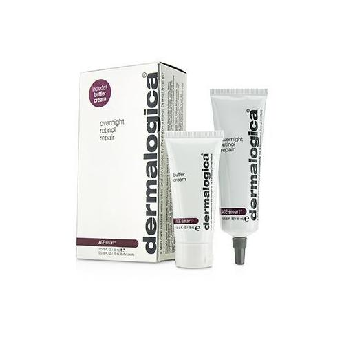 Age Smart Set: Overnight Retinol Repair 30ml + Buffer Cream 15ml  2pcs