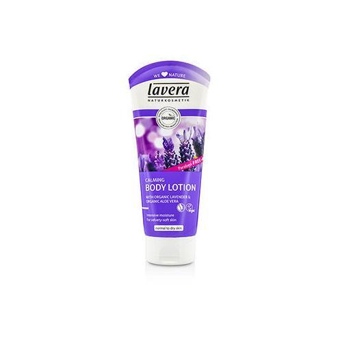 Organic Lavender & Aloe Vera Calming Body Lotion  200ml/6.6oz