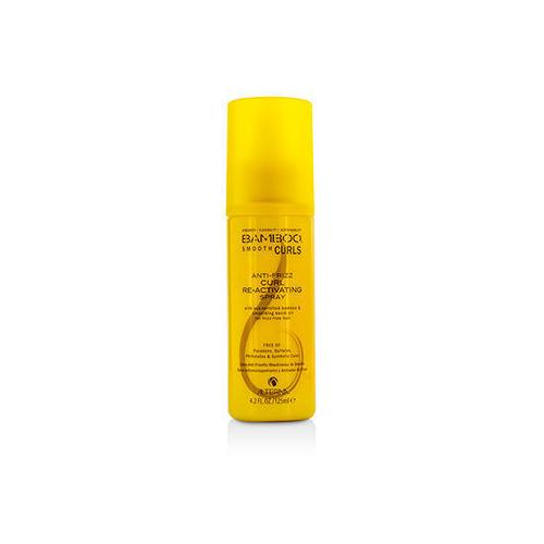 Bamboo Smooth Curls Anti-Frizz Curl Re-Activating Spray (For Frizz-Free Hair) 125ml/4.2oz