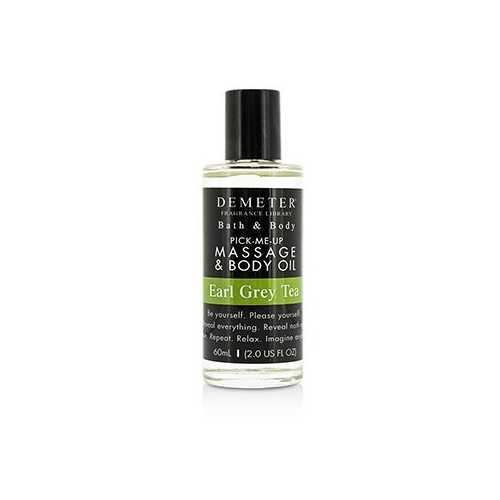 Earl Grey Tea Massage & Body Oil  60ml/2oz