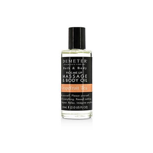 Grapefruit Tea Massage & Body Oil  60ml/2oz