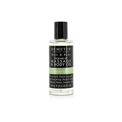 Green Tea Massage & Body Oil  60ml/2oz