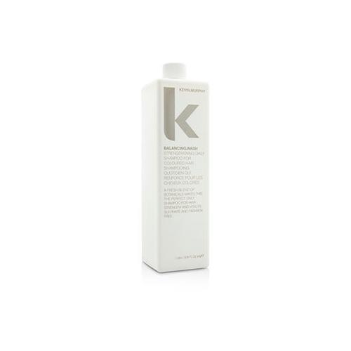 Balancing.Wash (Strengthening Daily Shampoo - For Coloured Hair)  1000ml/33.6oz