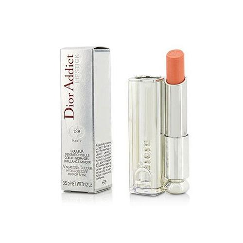 Dior Addict Hydra Gel Core Mirror Shine Lipstick - #138 Purity 3.5g/0.12oz